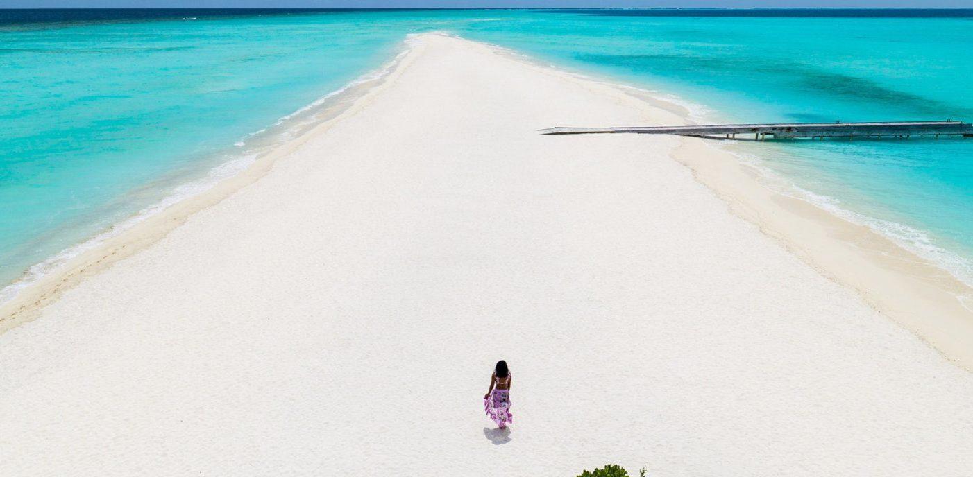 Почивка на плажа на Курамати резорт Малдиви
