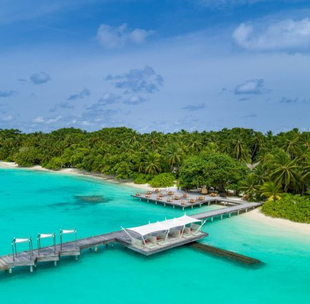 Нова година на Малдивите 2021