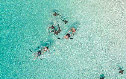 Бахамски острови- субтропичният рай на хвърлей от Флорида