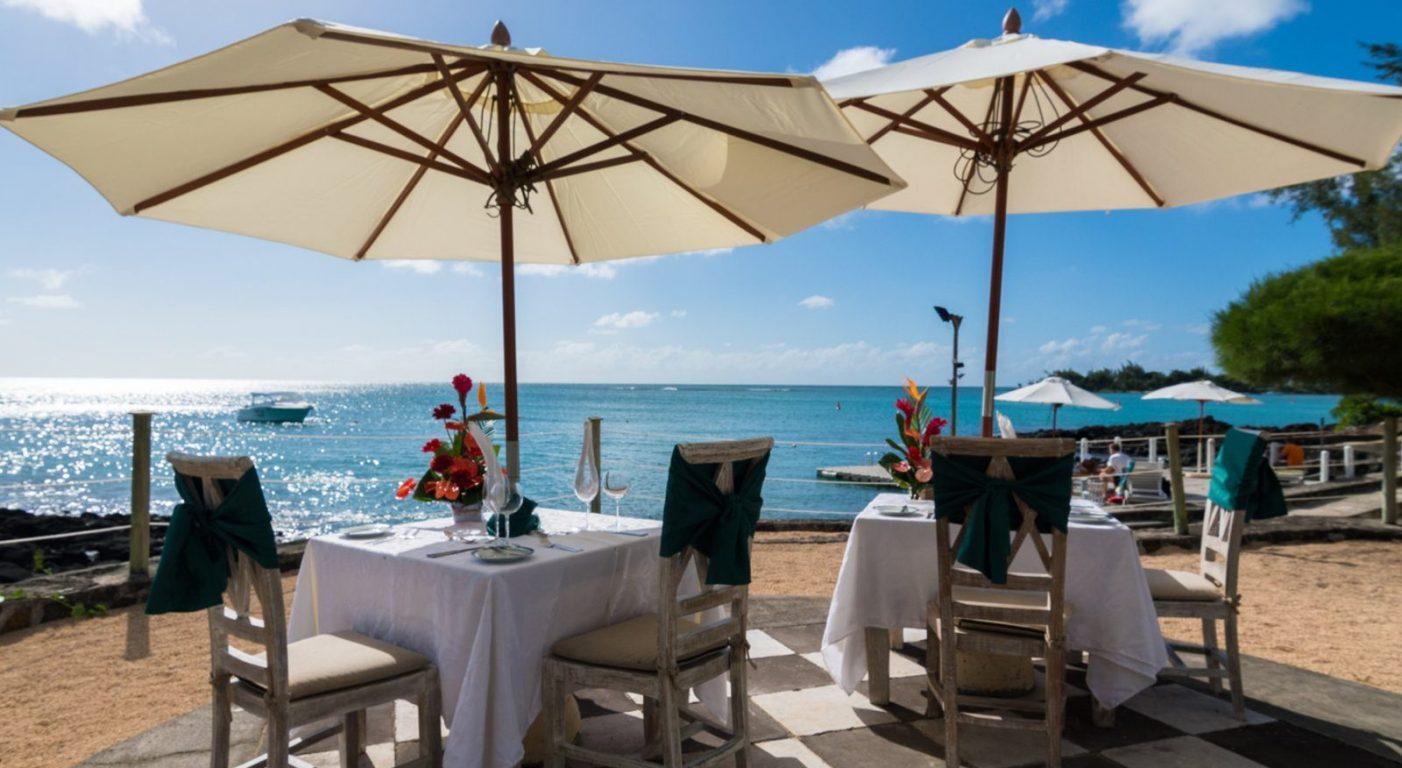Почивка Мавриций в Hibiscus Boutique Hotel ресторант 2