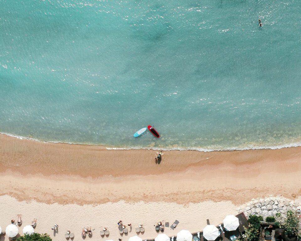 Почивка на Бали в Melia Bali плаж 2