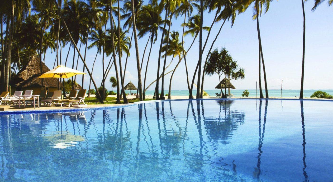 Почивка Занзибар в Ocean Paradise Resort and Spa басейн 2