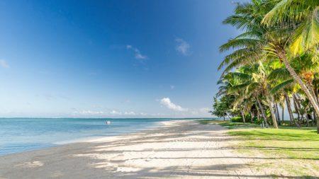 Почивка Мавриций зима 2022