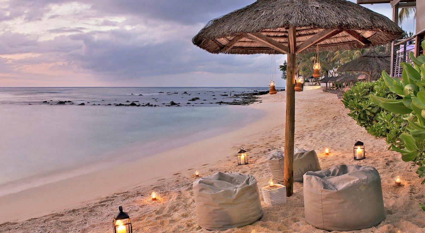 Почивка Мавриций в Recif Attitude плаж