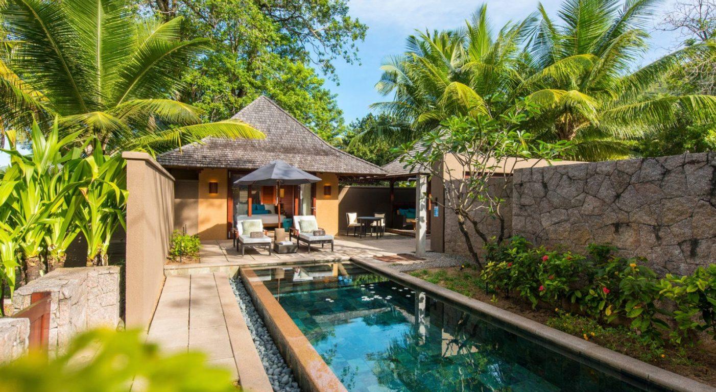 Почивка на Сейшелите в Constance Ephelia Seychelles плажна вила