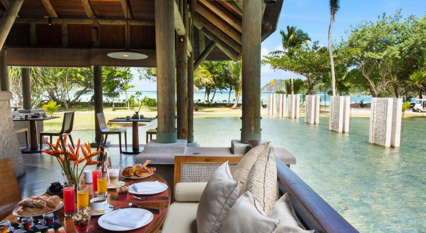 Почивка на Сейшелите в Constance Ephelia Seychelles ресторант Коросол
