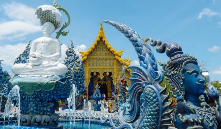 Екскурзия Тайланд-северозапад