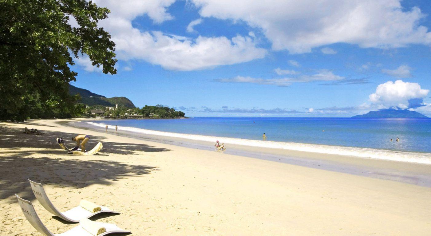 Почивка Сейшели beach